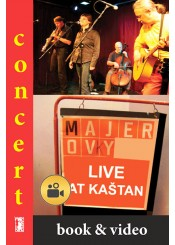 Live at Kaštan (ePub – multimediální)