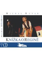 Knížka o Regině + CD