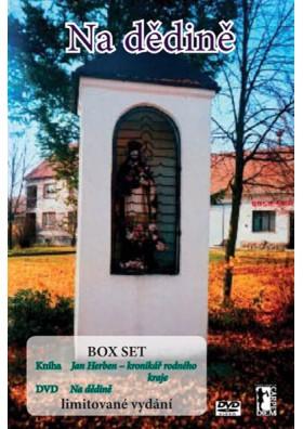 Na dědině + DVD (Box set)