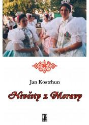 Nevěsty z Moravy + CD + DVD (Kniha)